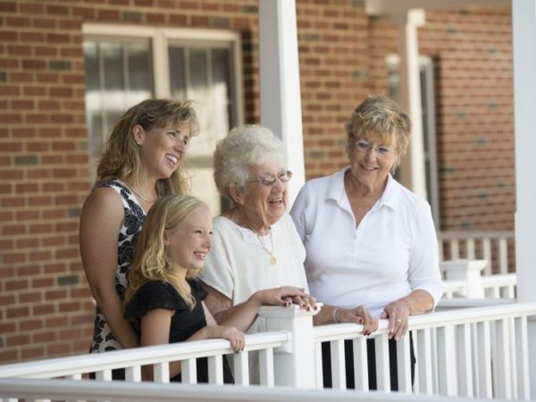 The Benefits of Home-Based Services