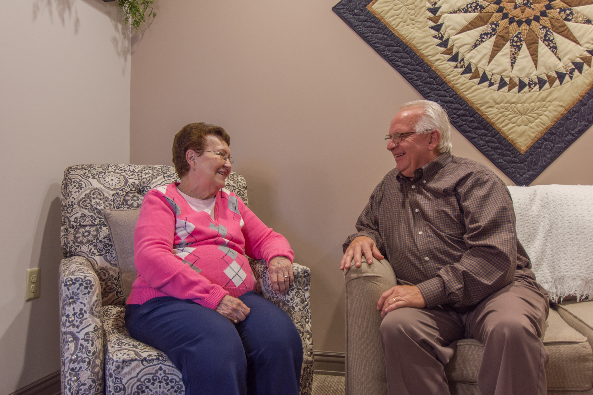 United Zion Retirement Community - Social Independent Living