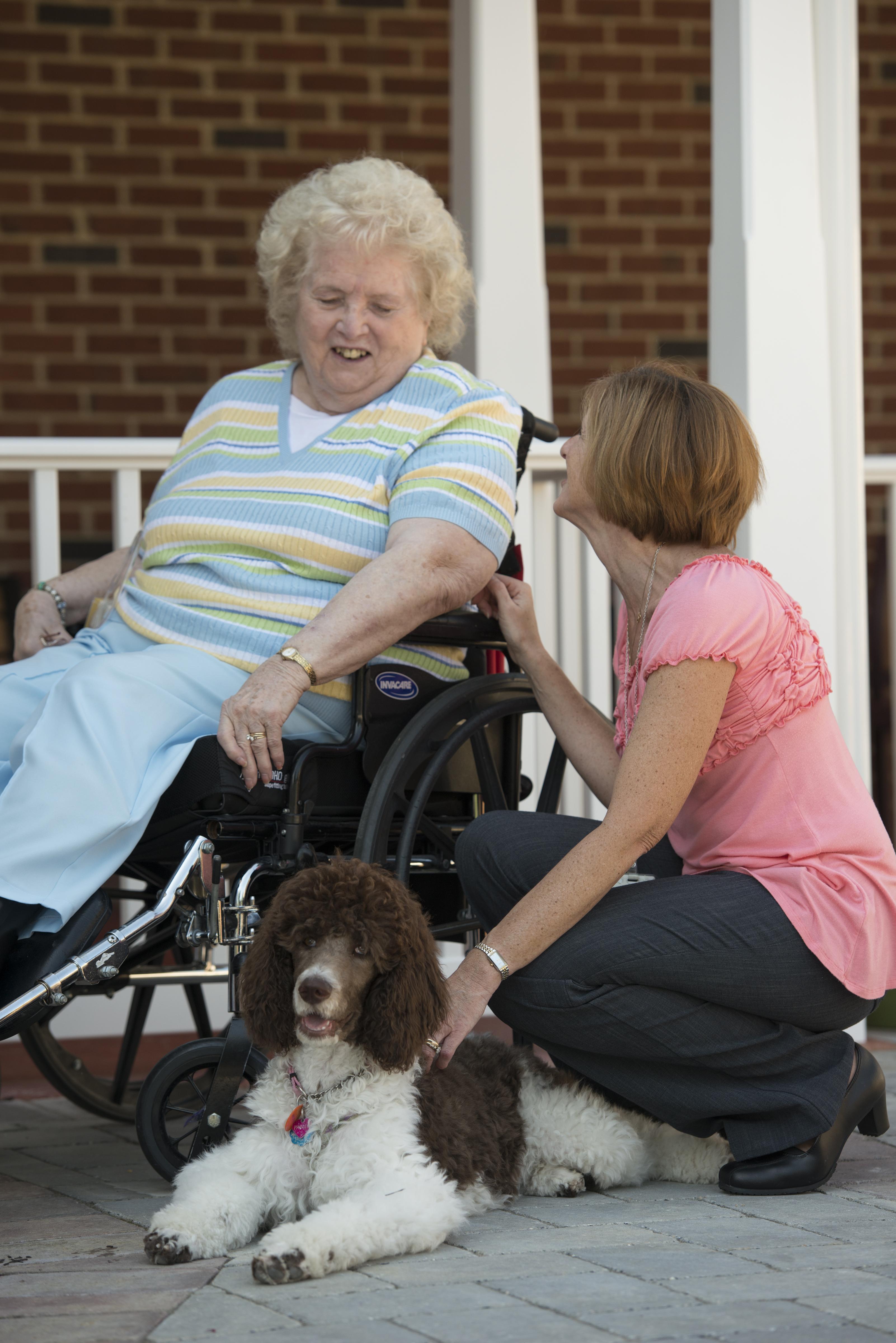 United Zion Retirement Community - Personal Care & Wellness