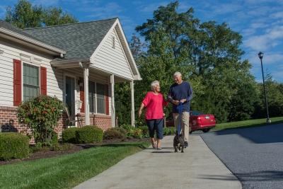 Seniors Enjoying Independent Living in Lititz, PA