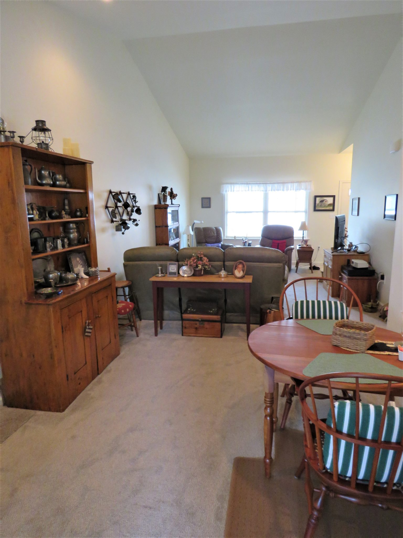 Dining Room in Cottage 62