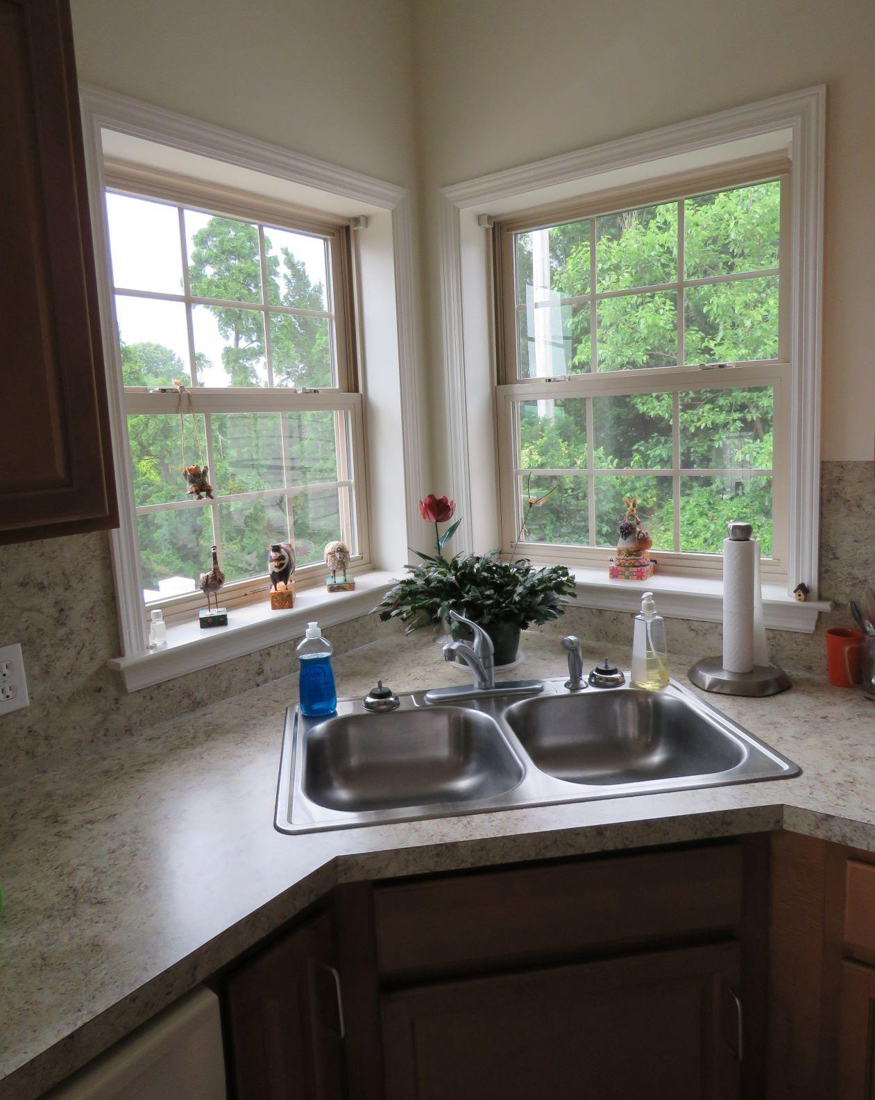 Cottage Kitchen View