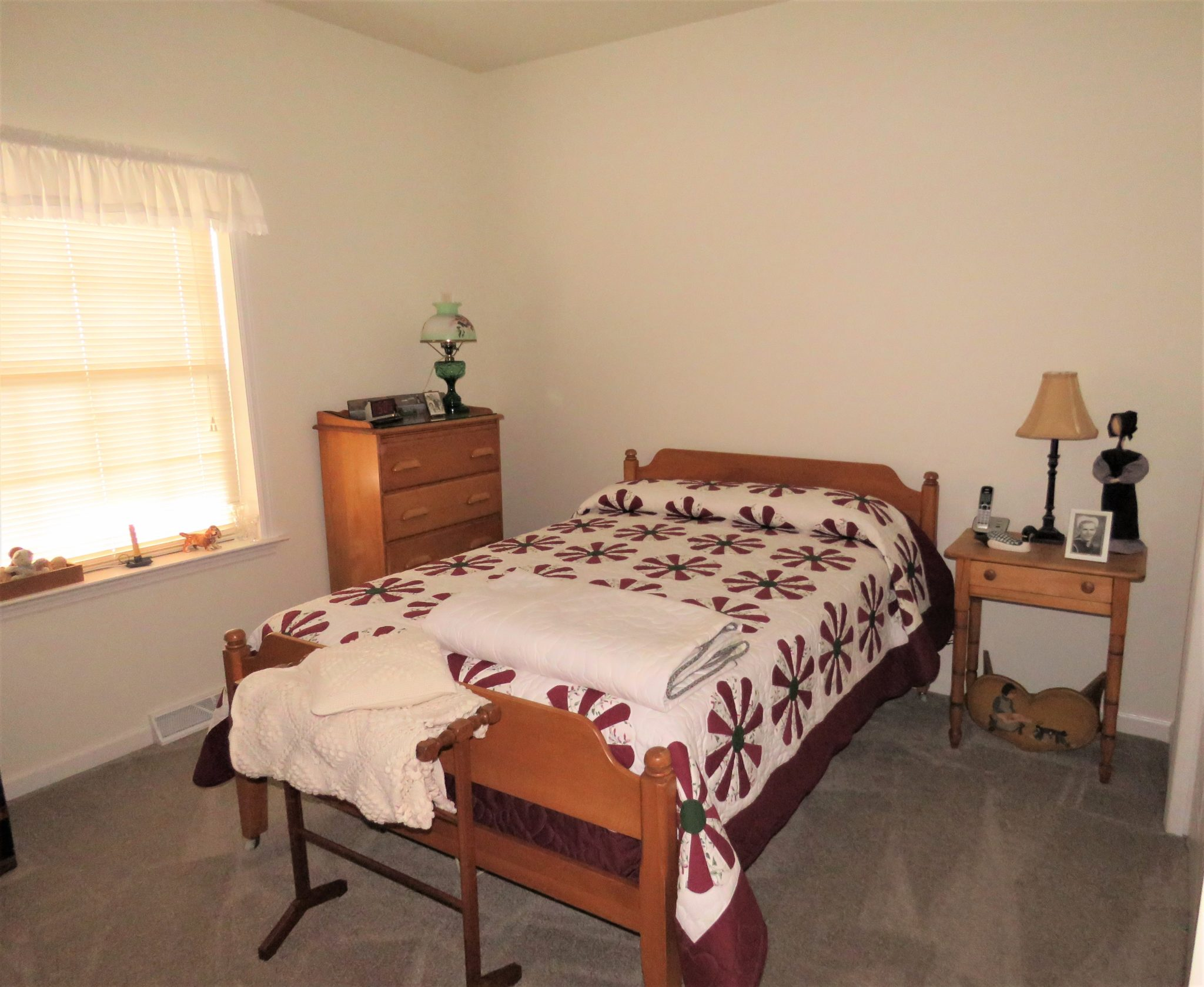 Guest Bedroom in Cottage 66