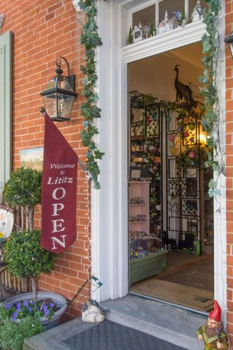 An Art Lover's Guide to Lititz, PA