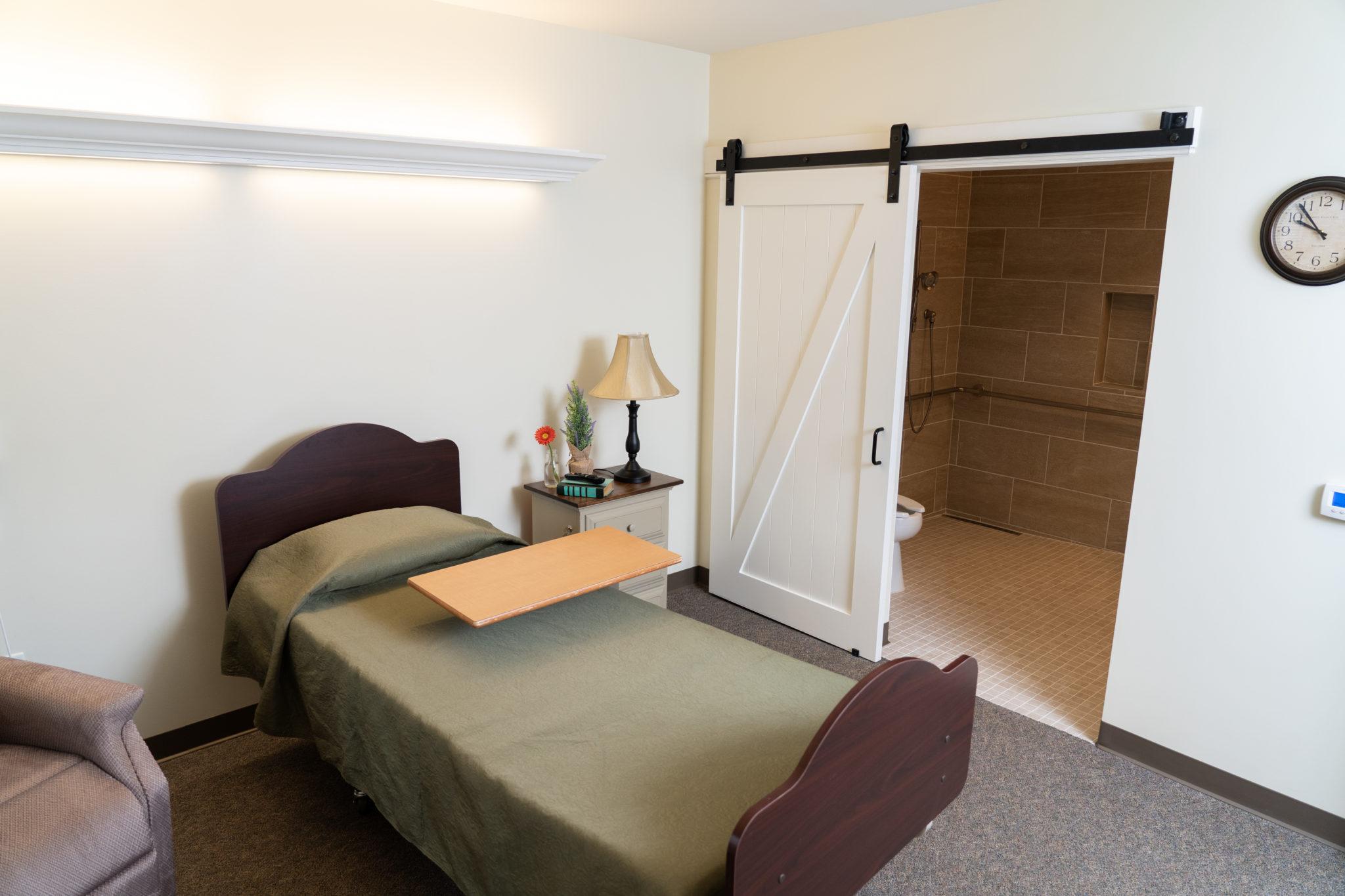 Short-Term Rehab Room