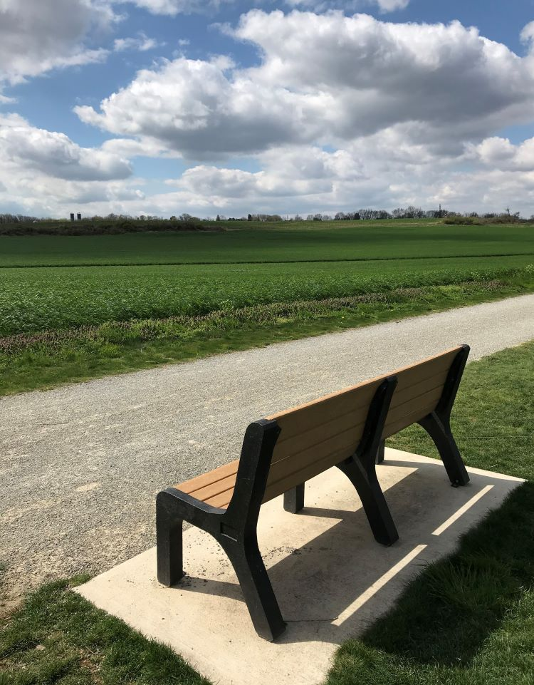 Local Trails in Lititz and surrounding Lancaster County