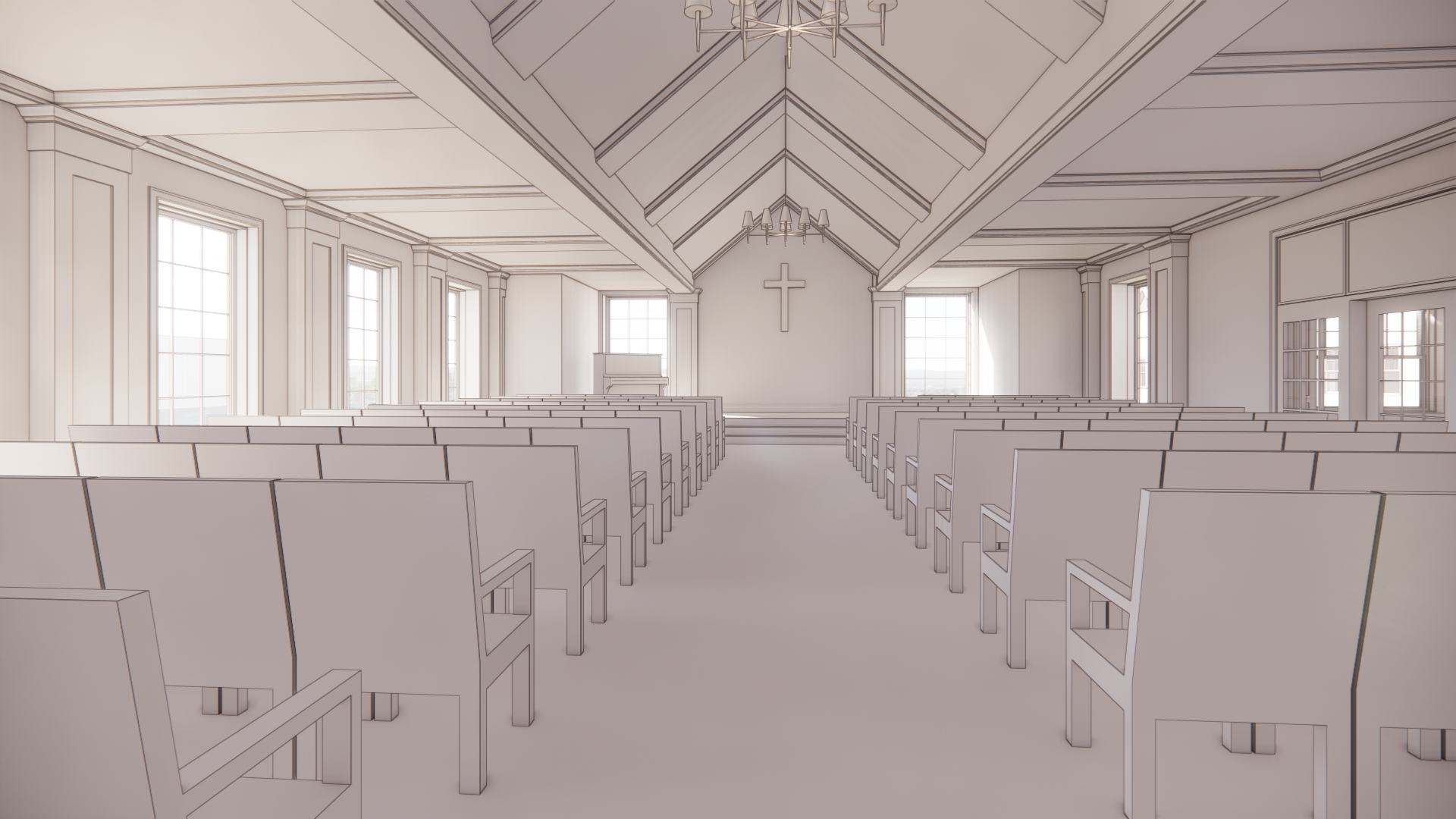 New Chapel Rendering