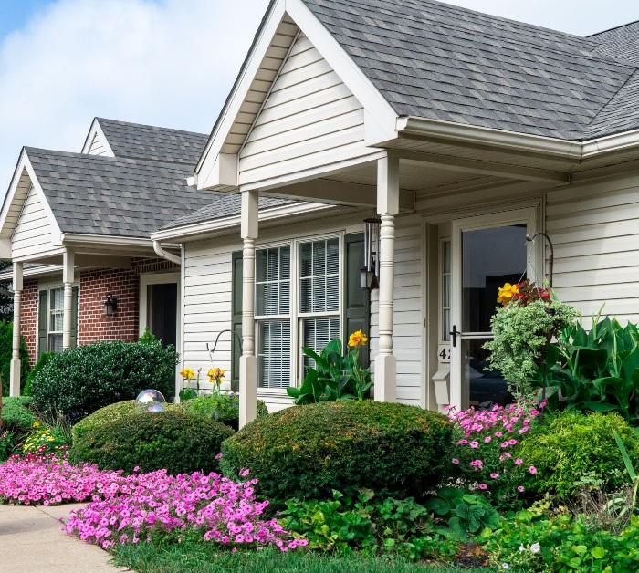 Housing at United Zion Retirement Community