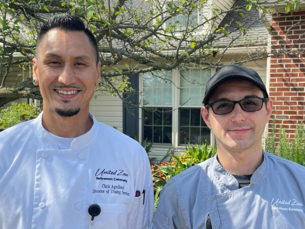 Meet the New Director of Culinary Services