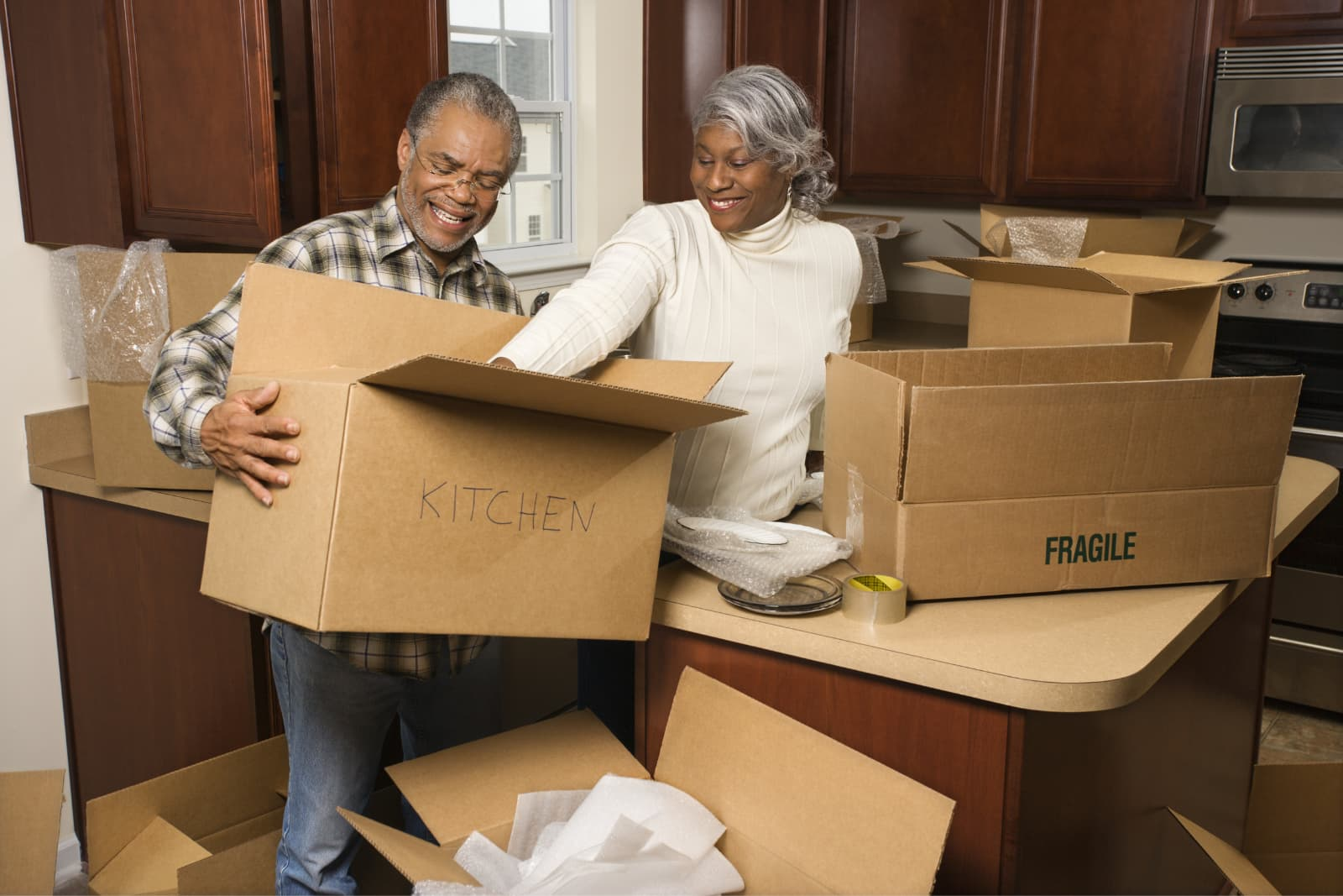(Ultimate Guide) How to Pack When You're Moving to a Retirement Community